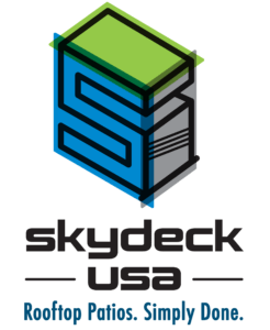 Skydeck USA.  Pavers, Pedestals, Rooftop Decks, Green Roofs.